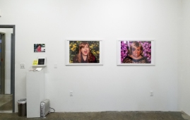 Installation view of Julz Hale Mary: The Real Housewives of Clovis (2017)